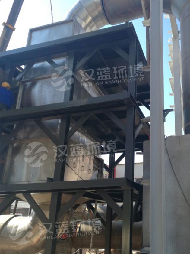 河北汉蓝VOCs废气净化设备