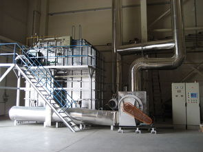 工业废气蓄热式焚烧炉