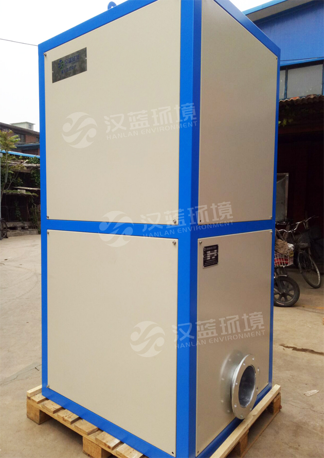 河北汉蓝VOCs废气催化燃烧设备