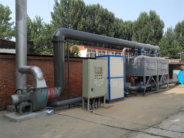 河北汉蓝VOCs废气处理-催化燃烧设备