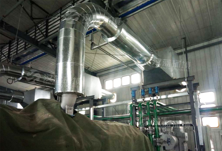 万纯瓦斯气发电机组SCR脱硝系统