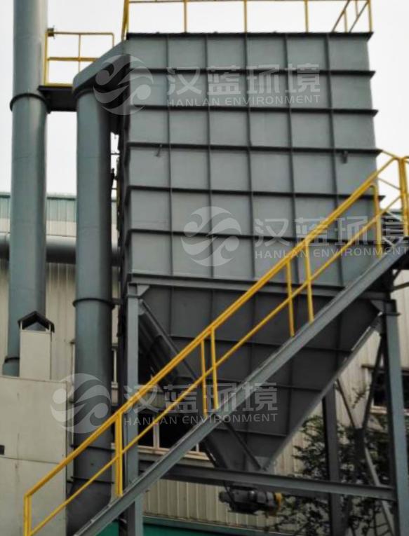 河北汉蓝VOCs废气处理设备-蓄热式焚烧炉RTO