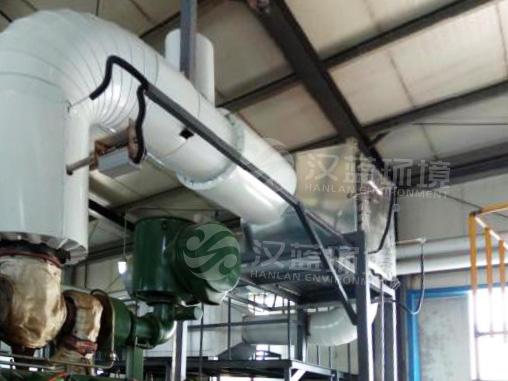 万纯玉米发酵污水沼气电站SCR脱硝设备