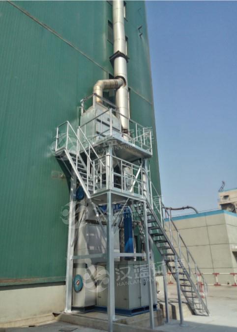 小型燃油锅炉SCR脱硝设备