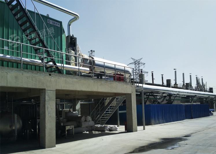 万纯SCR脱硝系统-燃气机组+余热锅炉